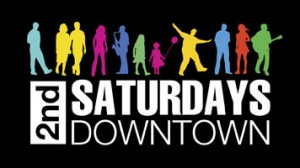 2nd Saturdays Downtown